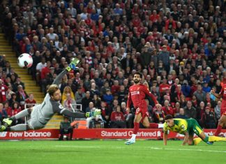 Liverpool - Norwich. Foto: David Blunsden/ Action Plus