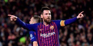 Lionel Messi. Foto: NTB/Scanpix