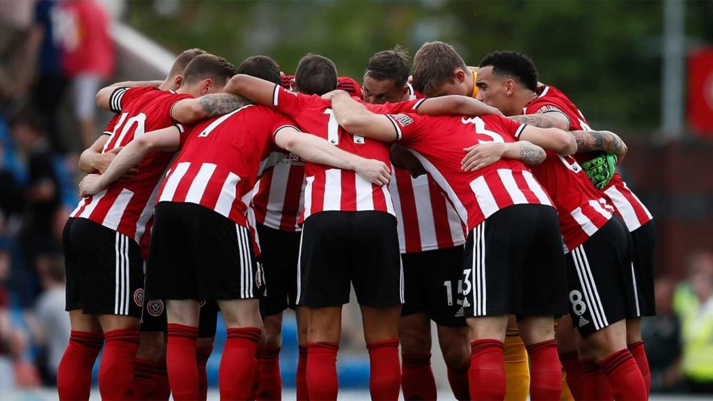 Sheffield United. Foto: Sheffield United
