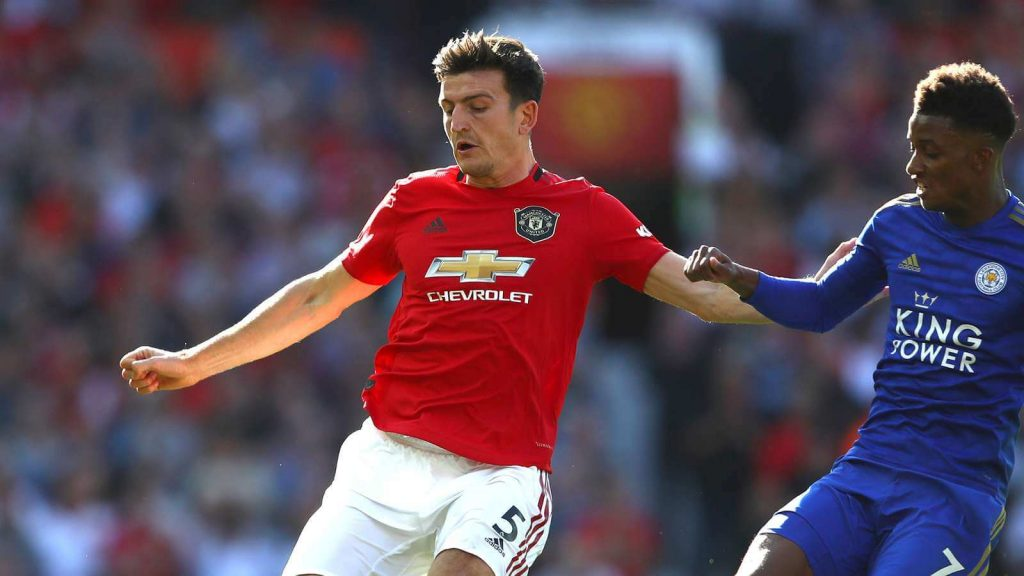 Harry Maguire. Foto: Getty