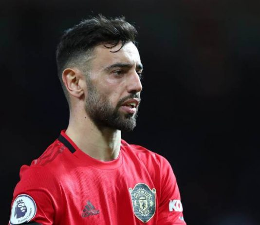Bruno Fernandes. Foto: Getty Images