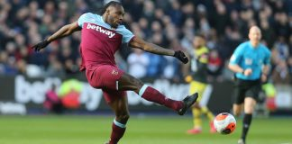 Antonio. Foto: West Ham