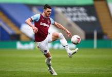 Declan Rice. Foto: Getty Images