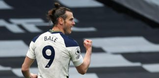 Gareth Bale. Foto: Getty