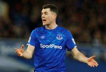 Michael Keane. Foto: Everton